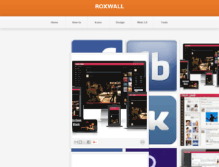 rox-wall.blogspot.com screenshot