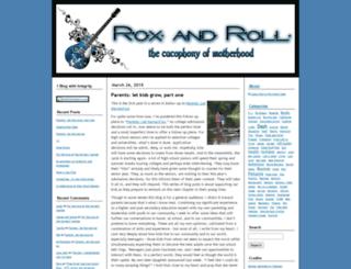 roxandroll.com screenshot