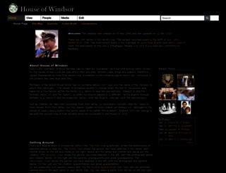 royal.tribalpages.com screenshot