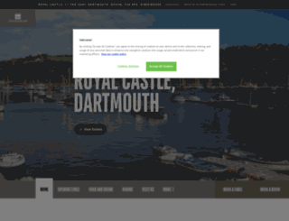 royalcastle.co.uk screenshot