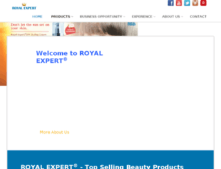 royalexpertsterling.com screenshot