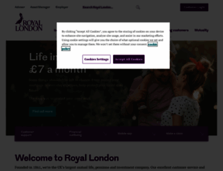 royallondon.com screenshot