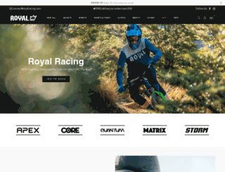 royalracing.com screenshot
