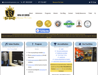 royalrecoveryresources.com screenshot
