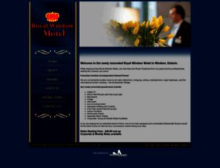 royalwindsormotel.com screenshot