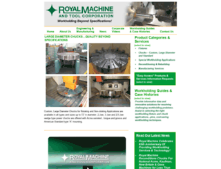 royalworkholding.com screenshot