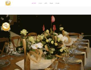 rozetalaei.com screenshot