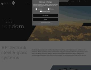 rp-technik.com screenshot