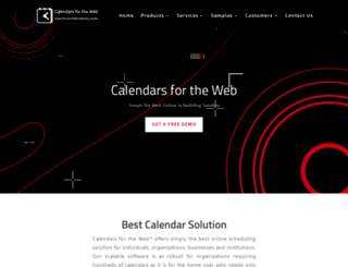 rpciflow.calendarhost.com screenshot