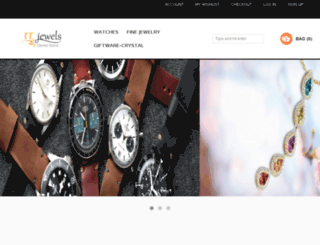 rrjewels.com screenshot
