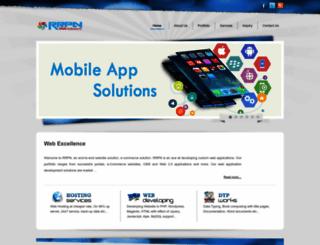 rrpnwebsol.com screenshot
