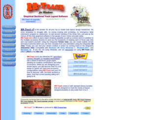 rrtrack.com screenshot