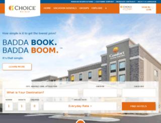 rs4.choicehotels.com screenshot