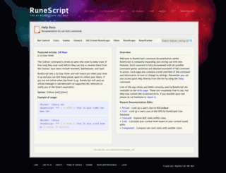 rscript.org screenshot