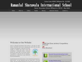 rsismtr.org screenshot
