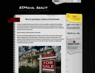 rsmacal.com screenshot
