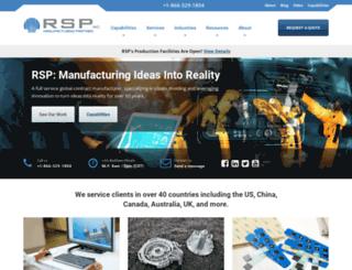 rspinc.com screenshot