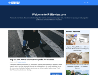 rsreview.com screenshot