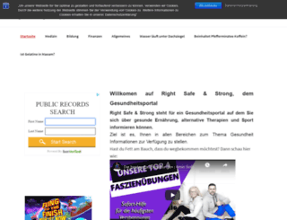 rss-anzeigen.de screenshot