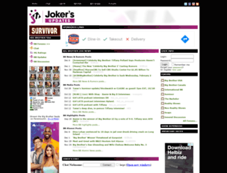 rss.jokersupdates.com screenshot