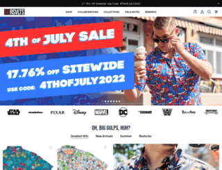 rsvlts.com screenshot