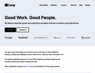 rtcamp.com screenshot