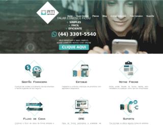 rtisistemas.com.br screenshot