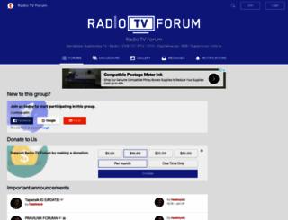 rtvforum.net screenshot