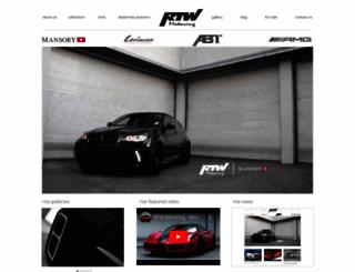 rtwmotoring.com screenshot