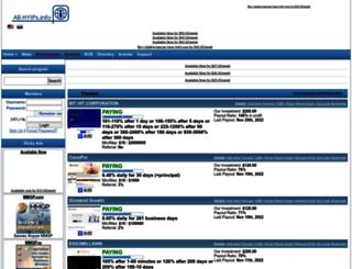 ru.all-hyips.info screenshot