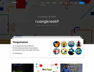 ruangkreatif.com screenshot