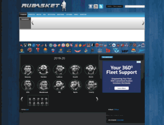 rubasket.com screenshot