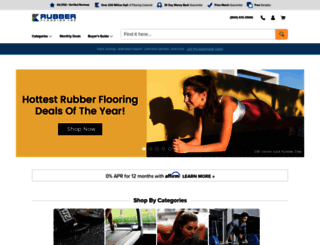 rubberflooringinc.com screenshot