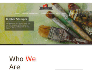 rubberstamper.com screenshot