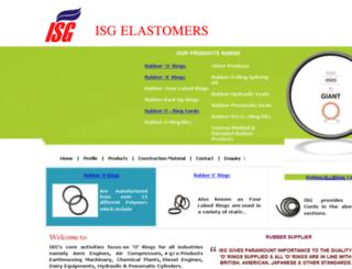 rubbersupplier.net screenshot