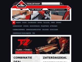 rubi-shop.nl screenshot