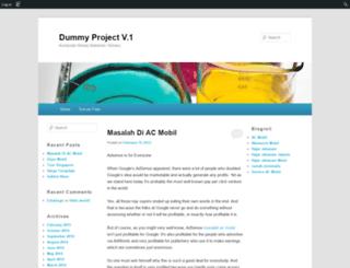 rudiganteng.edublogs.org screenshot