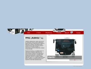 rudkol.pl screenshot