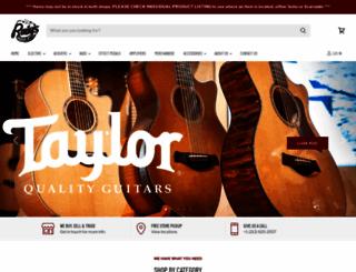 rudysmusic.com screenshot