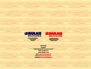 ruelke-gmbh.de screenshot