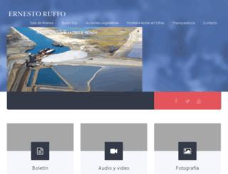 ruffo.adminv2.com screenshot