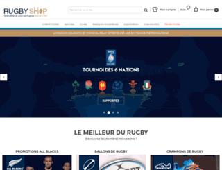 rugbycenter.fr screenshot