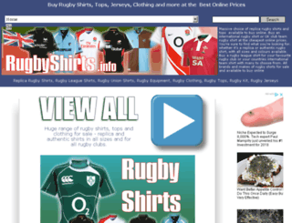 rugbyshirts.info screenshot
