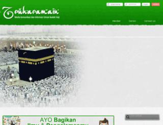ruharamain.com screenshot