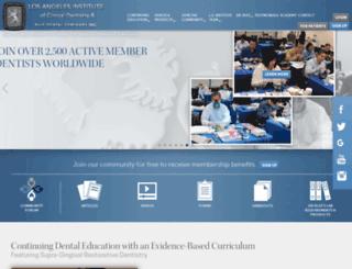 ruizdentalseminars.com screenshot