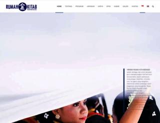 rumahkitab.com screenshot