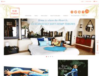 rumpunch.com screenshot