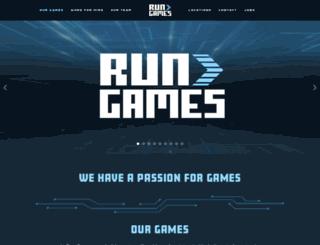 run-games.com screenshot