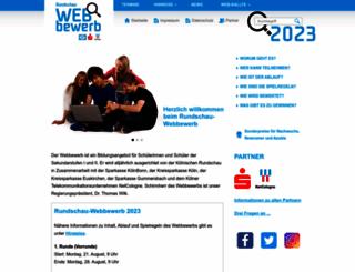 rundschau-webbewerb.de screenshot