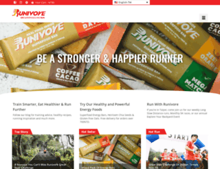 runivore.com screenshot